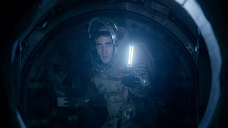 'Life' creators made its alien scary real (key word: scary)