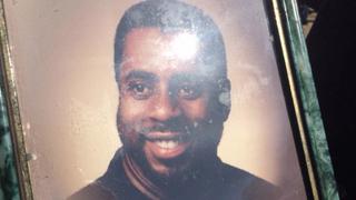 Greg Gunn, killed by police near his Montgomery, Ala., home Feb. 25, 2016