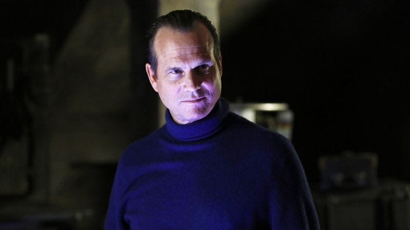 Bill Paxton as John Garrett on Marvel's Agents Of S.H.I.E.L.D.