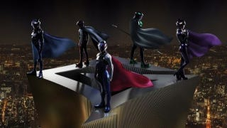 Illustration for article titled These Superhero Suits Cost US$200,000