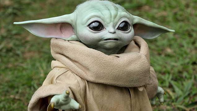 Hot Toys  Life-Sized Baby Yoda Is Here, and He Is Glorious