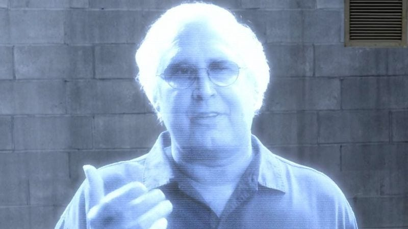 Illustration for article titled Chevy Chase says Chevy Chase will have a Community cameo, maybe more