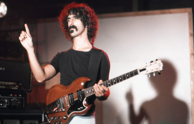 7e56b9903 Can you be a fan of Frank Zappa but not his music?