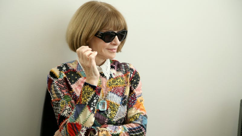 Illustration for article titled Anna Wintour Is Incredibly Good at Being Publicly Rude to Melania Trump