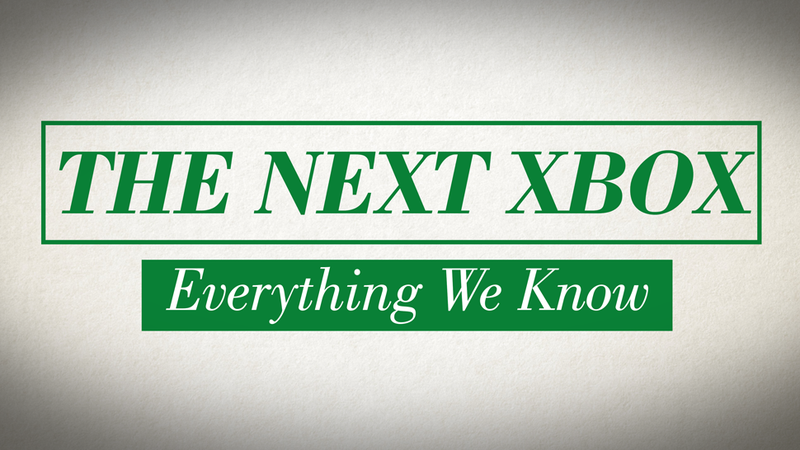 Illustration for article titled Everything We Know About The Next Xbox
