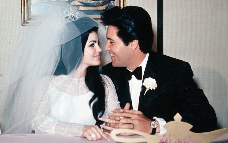 Every Detail Of Priscilla Presleys 1967 Wedding Ensemble Is Better