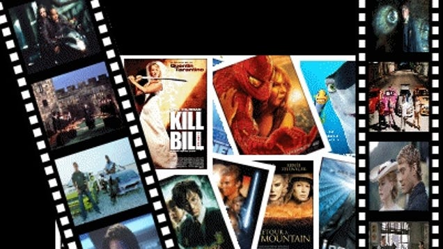 Online shopping movies