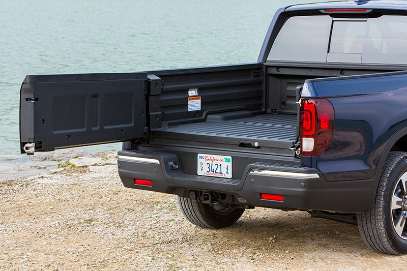 The Honda Ridgeline Is Solid But A Little Too Much Accord
