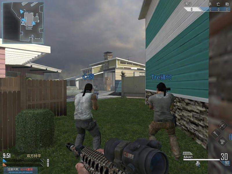 скачать игру Call Of Duty Online через торрент - фото 11