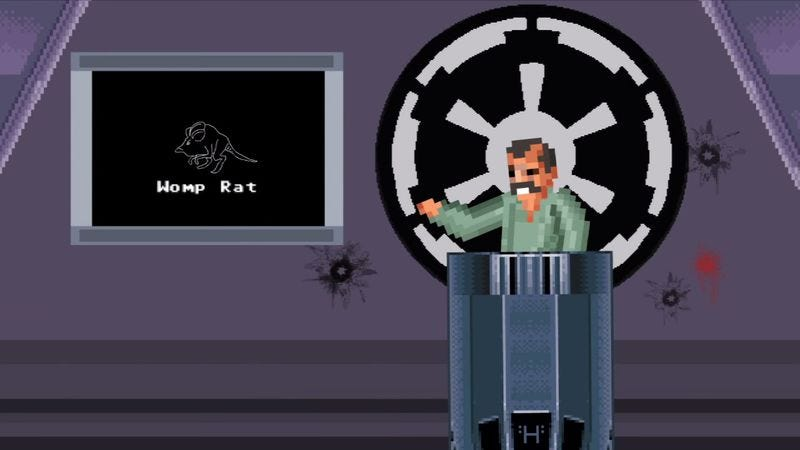 "Illustration for article titled Why the Death Star's architect shouldn't be blamed for ""space wizards"""
