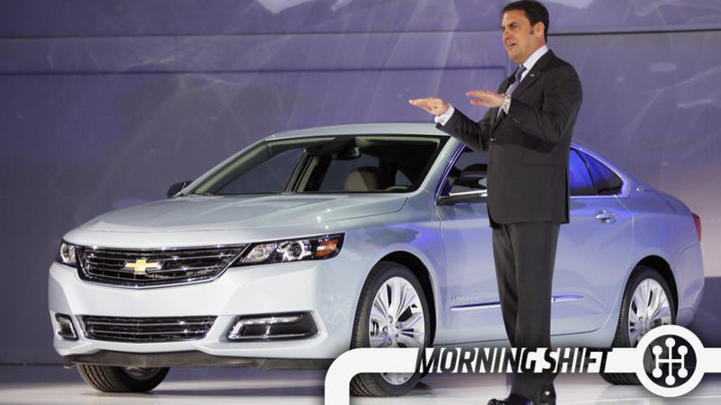Illustration for article titled Chevy Is Number One Domestic Brand For Initial Quality, Seriously