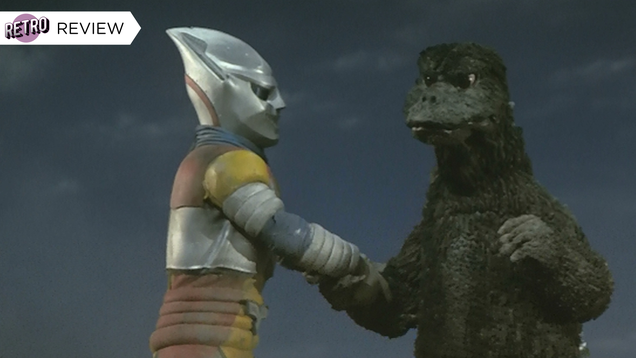 Godzilla vs. Megalon Might Be a Mess, But It Kind of Knows It