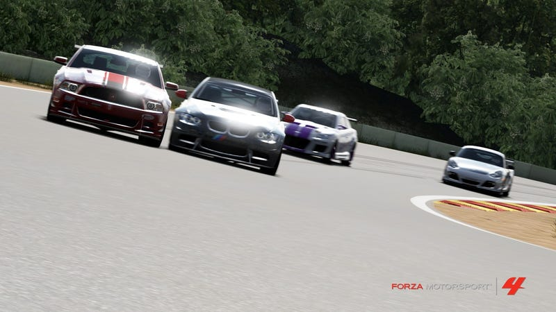 Illustration for article titled Fourza Grand-Am Series Road America Photo-Dump