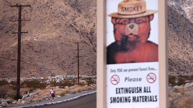 Raging Oregon Wildfire Threatens California s Already Beleaguered Power Grid