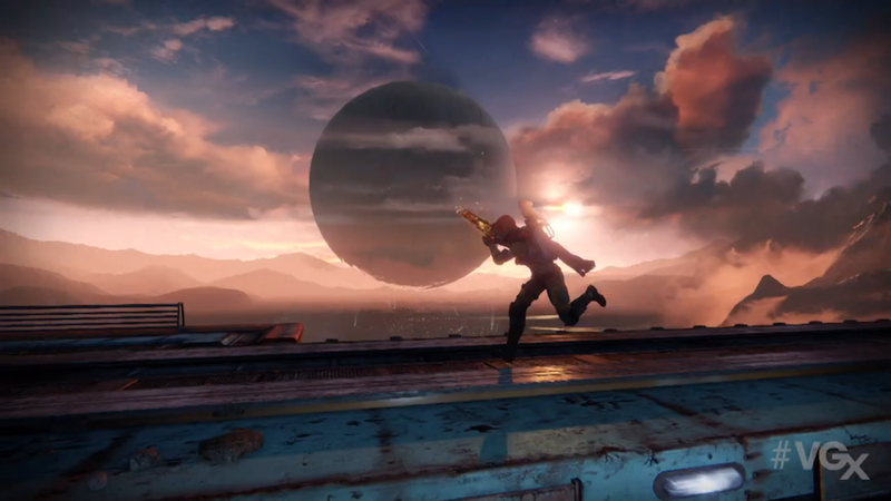 Illustration for article titled Bungie's Destiny Gets Another Gorgeous Trailer