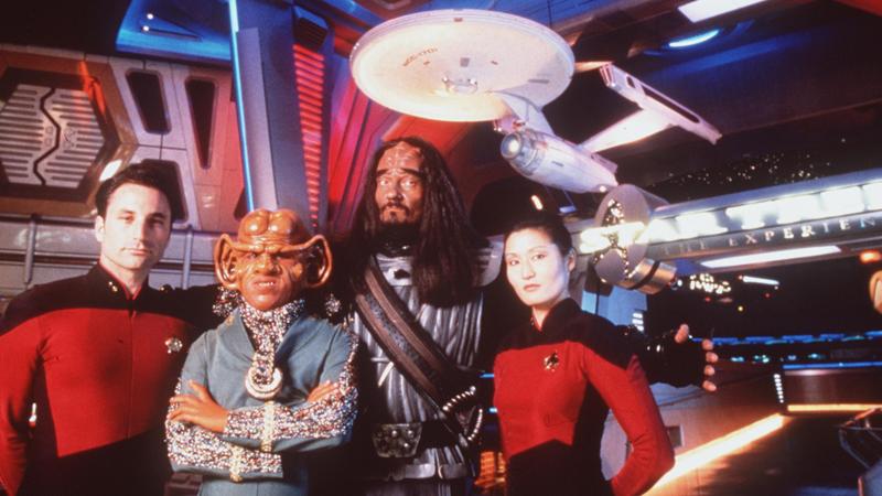Hey, Remember When Star Trek Did Galaxy's Edge, 20 Years Before Star Wars?