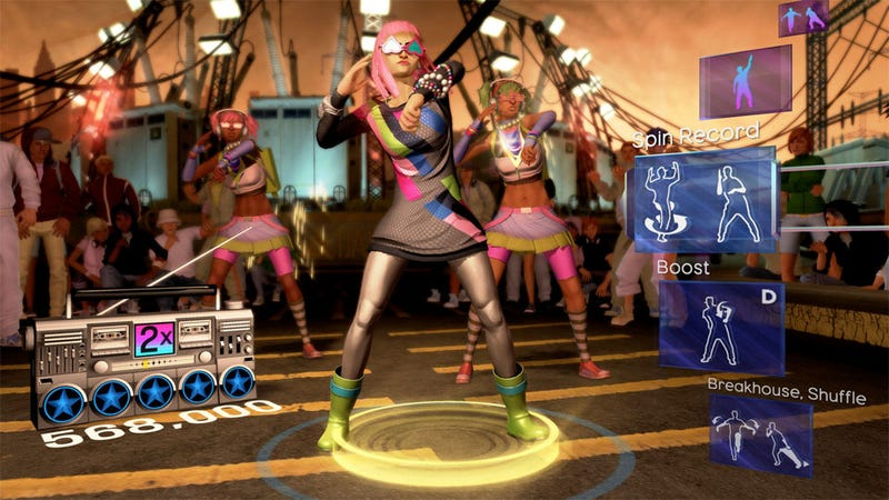 Illustration for article titled These Might Be The Great New Features of Dance Central 2