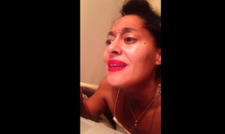 Tracee Ellis Ross tries to figure out what the hell Rich Gang is talking about.YouTube screenshot