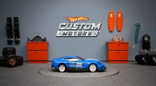 Illustration for article titled Choose Your Own YouTube Adventure: The Hot Wheels Custom Motors Cup