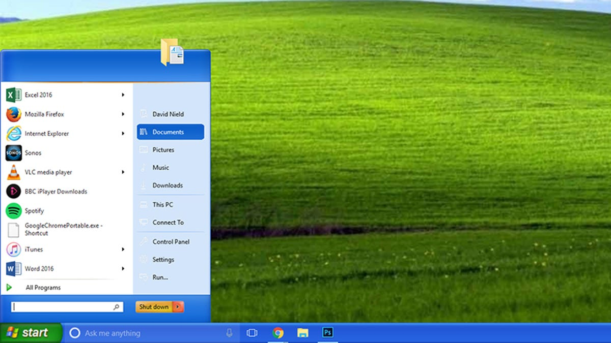 How to Make Windows 10 Look Like Windows XP