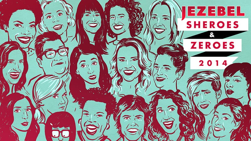 Illustration for article titled Comedy Queens: Here's Who Made Us Laugh in 2014