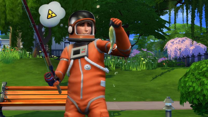 Illustration for article titled The Sims Patch Notes Continue To Be Ridiculous
