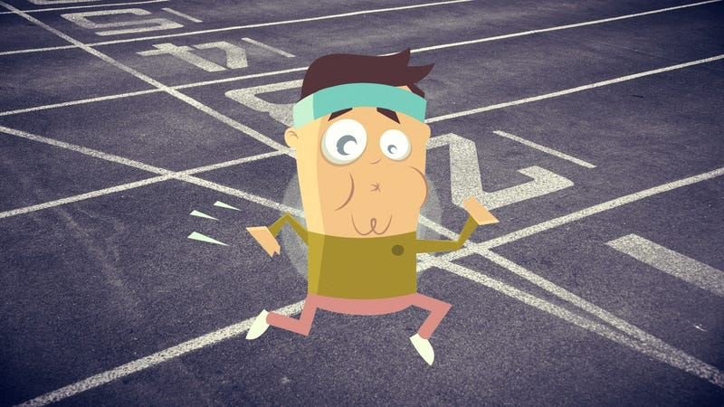 Illustration for article titled How to Improve Your Running After a Bad Marathon