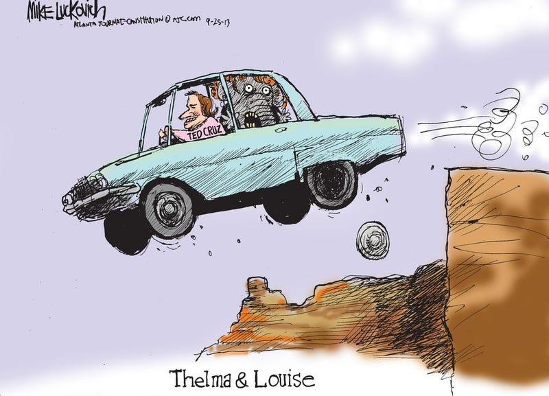 Illustration for article titled LOL GOP