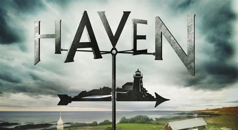 Illustration for article titled So did anyone else watch Haven?