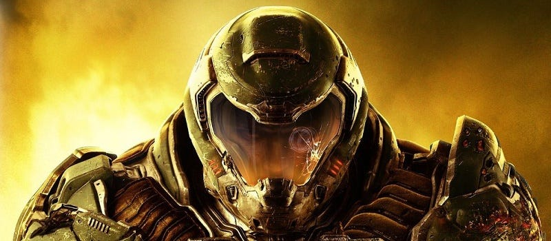 Illustration for article titled Doom's Cover Fits Perfectly With Every Game