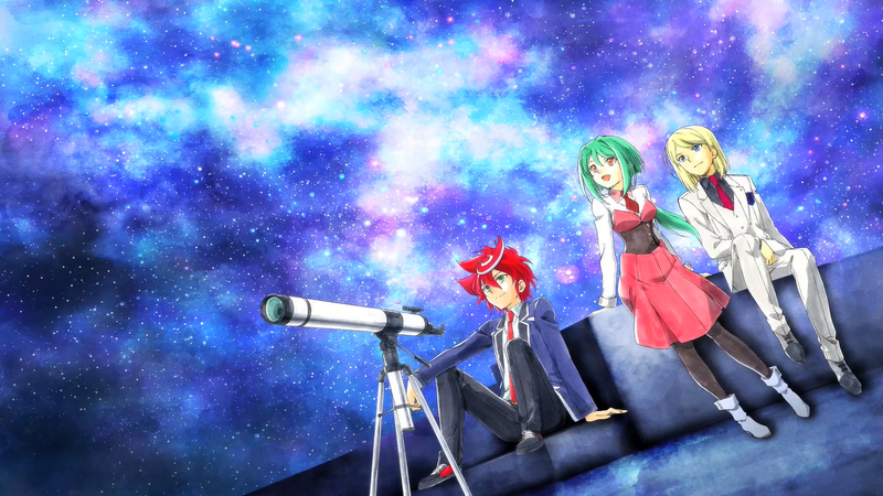 Illustration for article titled 24 Chapters so far: Cardfight!! Vanguard G: Z-FINAL-
