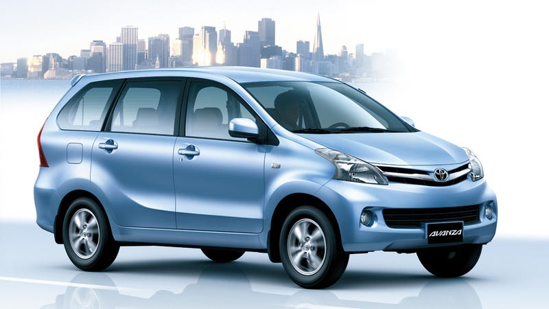 Cars Used To Have Cool Names That Meant Something Like The Mercer Raceabout Now We Total Bullcrap Toyota Avanza