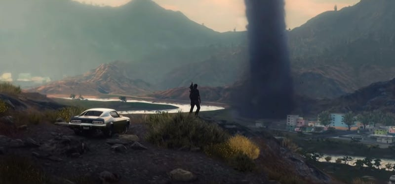 Illustration for article titled Just Cause 4 Announced—Officially This Time