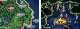 Illustration for article titled Chrono Trigger DS Screens