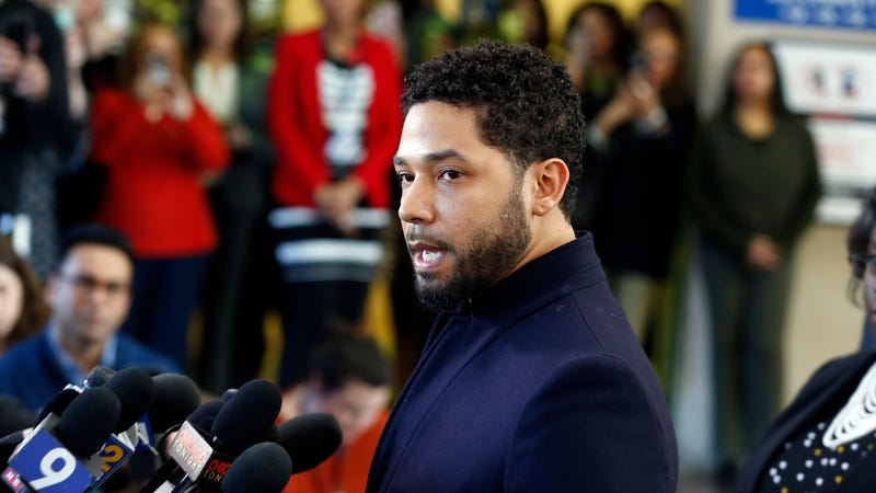 Illustration for article titled Chicago is suing Jussie Smollett, demanding reimbursement for investigative costs