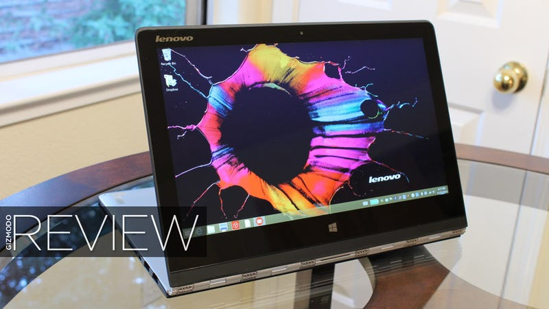 Lenovo Yoga 3 Pro Review: A Futuristic Laptop That Lags Behind