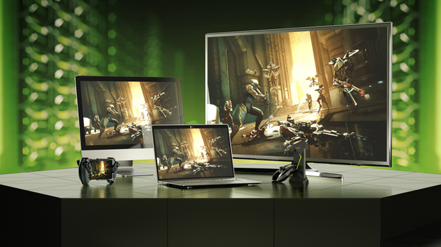 Nvidia GeForce Now Game Streaming Just Got Support for Apple s M1 Chips