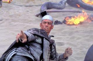 Illustration for article titled Stargate: SG-1 Rewatch - Season 2, Episode 17Serpent's Song& Episode 18Holiday