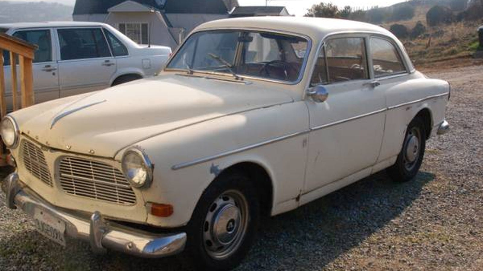 Found On Craigslist: 65 Volvo 122 Coupe (cheap