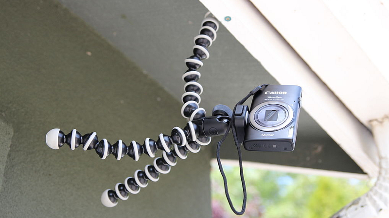 Illustration for article titled Make Any GorillaPod Magnetic with $5 in Materials