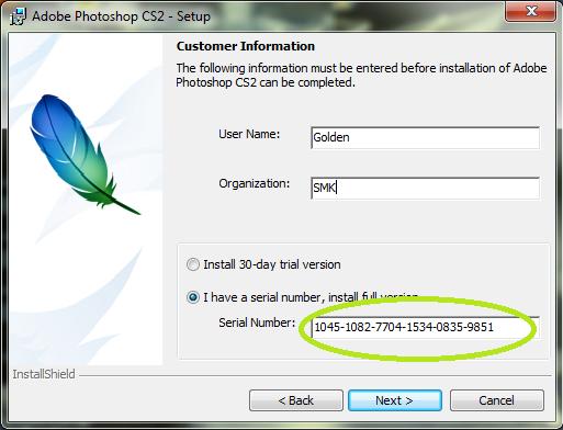 Adobe Photoshop Cs2 Serial Number Crack Keygen