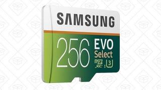 Tarjeta microSD Samsung de 128GB | $40 | Amazon