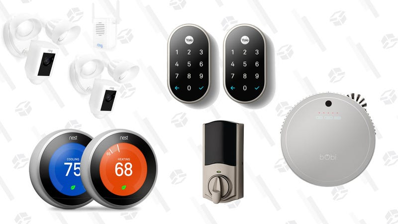 Up to 35% Off Select Smart Home Products | Home Depot