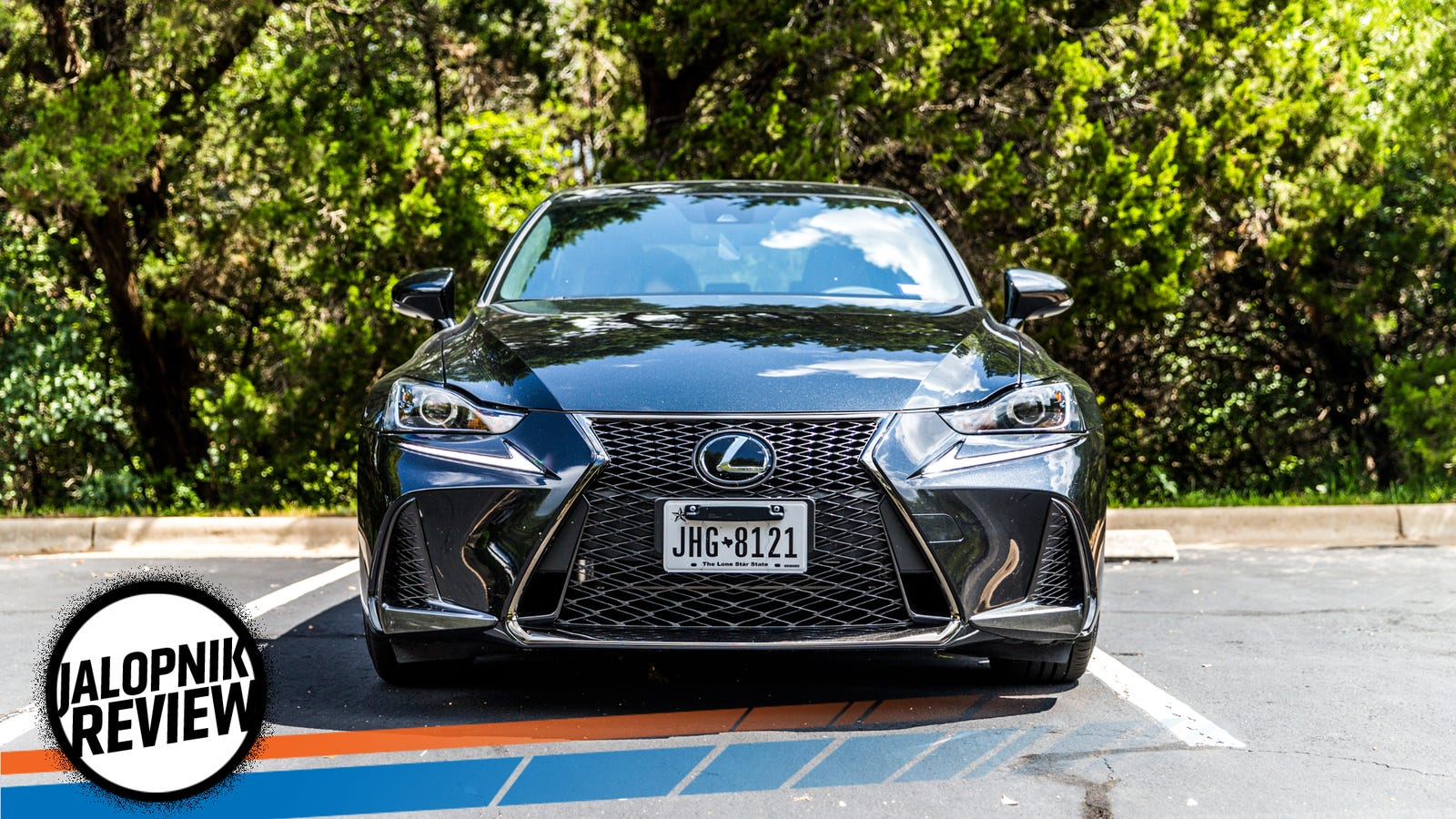 the 2017 lexus is 350 f sport gets points for existing but doesn 39 t take the trophy. Black Bedroom Furniture Sets. Home Design Ideas