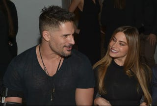 Illustration for article titled LOVE IS ALIVE: Sofia Vergara and Joe Manganiello are Engaged