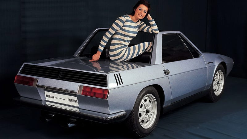 Illustration for article titled This Is Not A Fiat X1/9 By Bertone