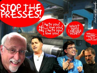 Illustration for article titled Miracles: Mossberg Says Dell XPS One Is Better Machine than an iMac