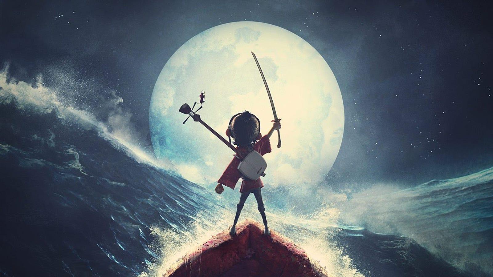He visto Kubo and the two strings, una pequeña obra de arte que te reconciliará con el mundo