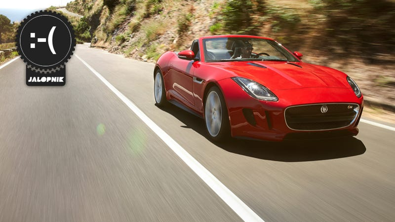 Illustration for article titled Jaguar F-Type Meta Review: Yes, It Drives As Good As It Looks