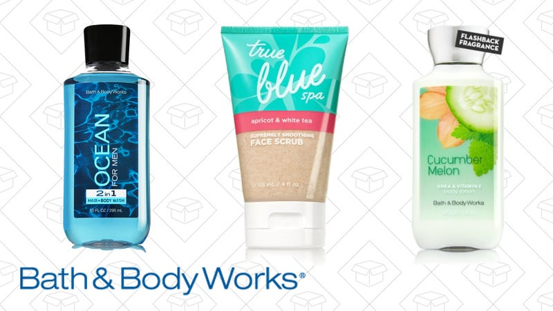 Bath & Body Works, 50% off candles and more deals
